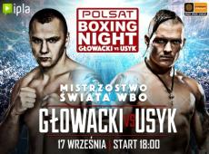 Polsat Boxing Night Gala: Głowacki vs Usyk in PPV of Cyfrowy Polsat and IPLA
