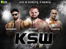 KSW 34: New Order in Cyfrowy Polsat and IPLA