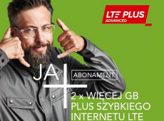 LTE Plus Advanced in the offers of Plus and Cyfrowy Polsat