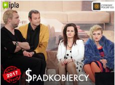 """Spadkobiercy"" in IPLA and Cyfrowy Polsat GO service before its debut in TV"